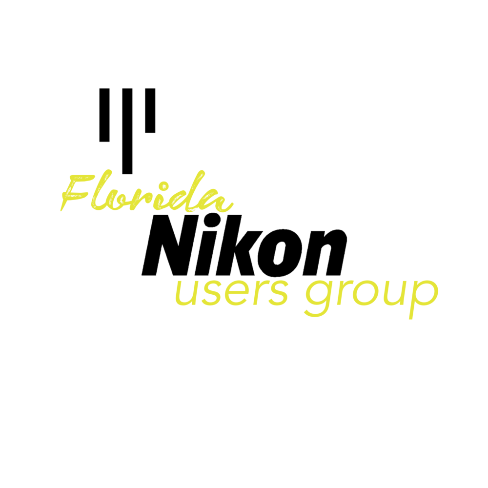 Welcome to the Florida Nikon Users Group! This page is dedicated to each month's image contest winners and to group highlights. We meet on the third Tuesday of each month at Studio Visions, Melbourne, Fl. Annual dues are $70 per year or $10 per month. Please check out our Facebook page for all updates and information: facebook.com/FLNUG