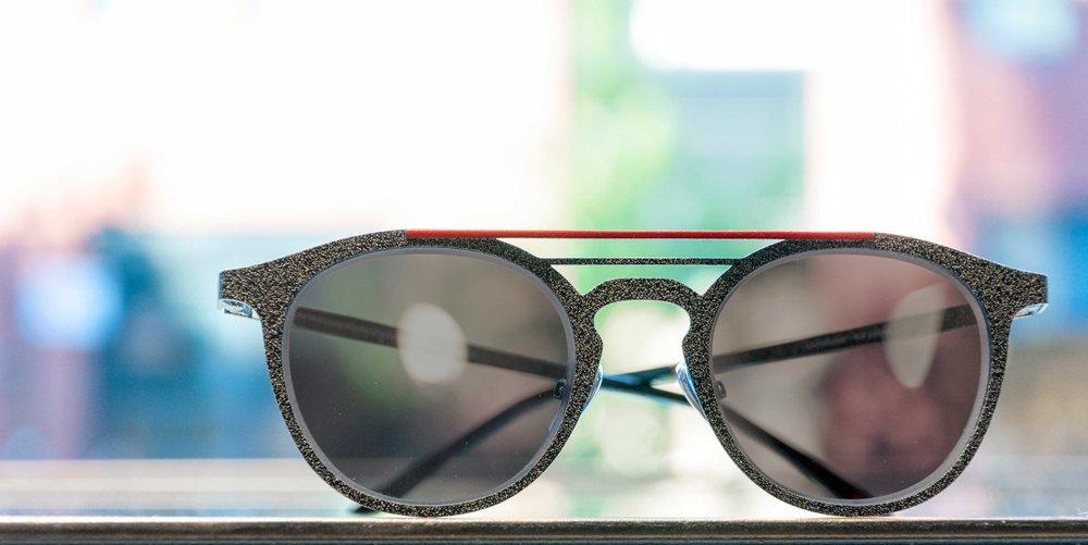 LPLR Le Corbusier sunglasses