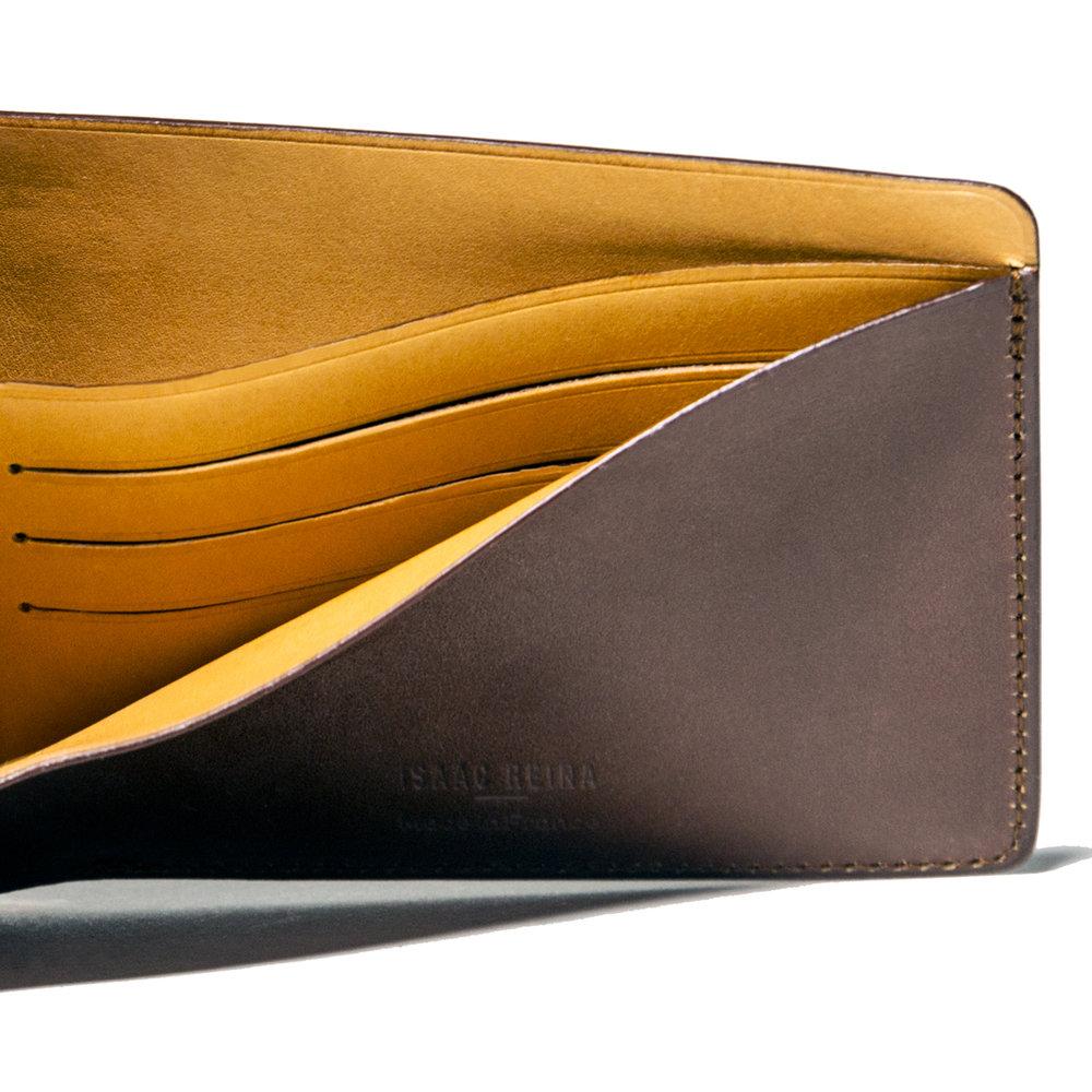 isaac reina wallet