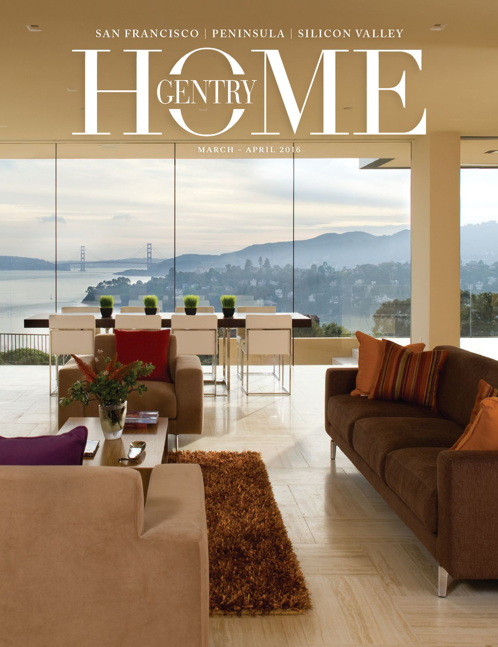 "Feature article ""Modern Day Chalet"" 2016  Tahoe Family Retreat"