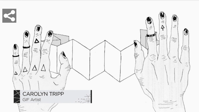 Carolyn Tripp Triangle GIF Animation Still
