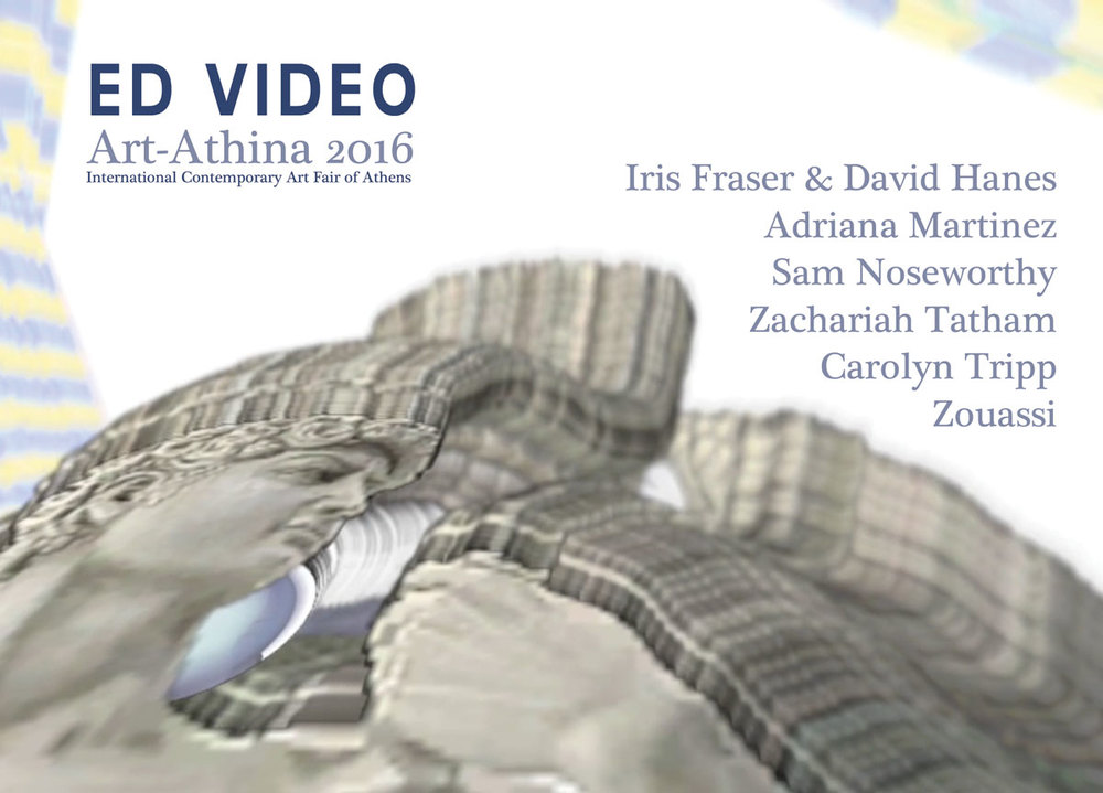Ed Video Art-Athina Carolyn Tripp 2016