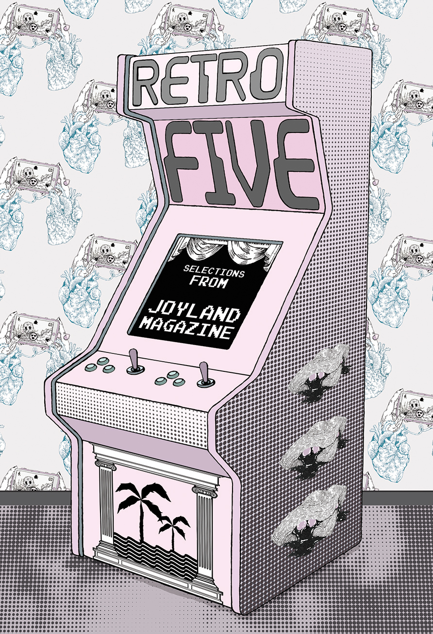 Joyland Magazine, Retro 5, Anthology, 2016. (cover, Carolyn Tripp)