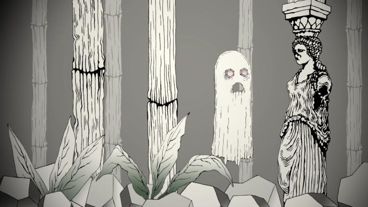 Video Still, Secret Ghosts Pt 1, 2017