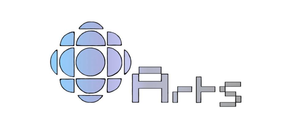 CBC Arts, Logo re-interpretation, 2018