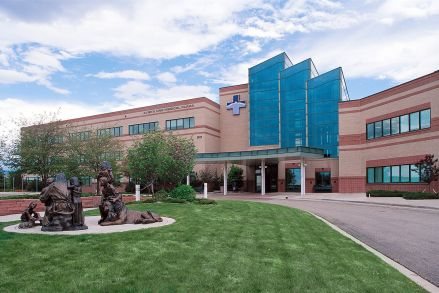 Avista Adventist Hospital, A Centura Health Systems Hospital