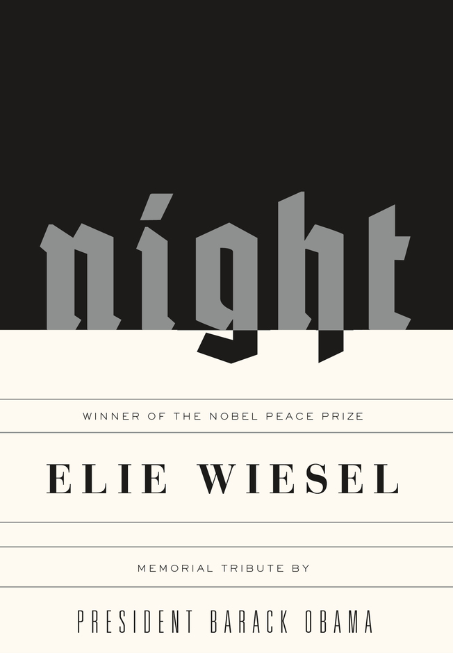 Read This Holocaust Classic Night Is Rereleased With An Essay  Read This Holocaust Classic Night Is Rereleased With An Essay By Barack  Obama  The National Book Review