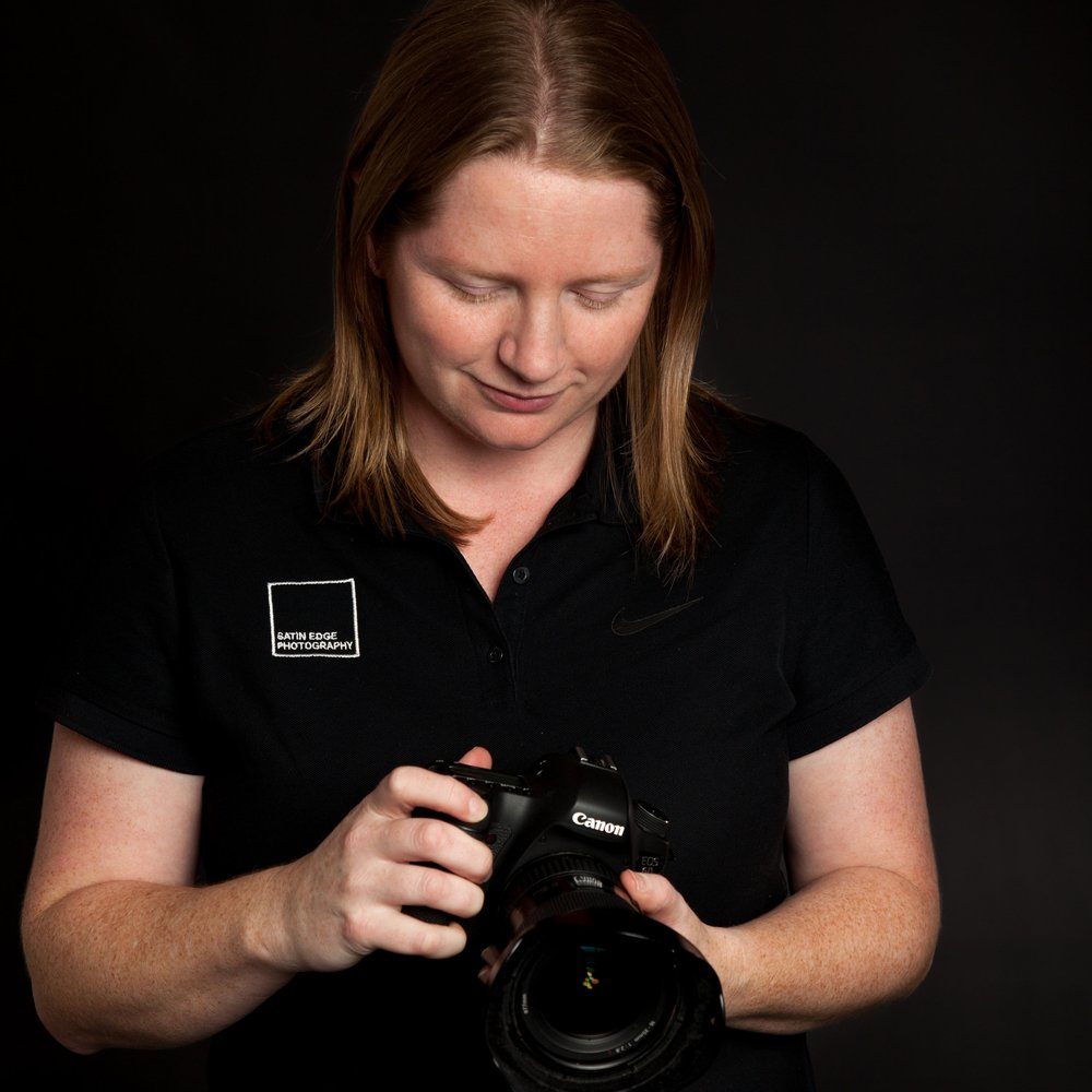 Leonie   Leonie - Photographer & Studio Manager    Leonie joined Satin Edge Photography in 2016. She is a very important asset to the team.  Leonie is an exceptional photographer and a dedicated studio manager. Whether you have had photos taken by her or just spoken to her over the phone, Leonie will always ensure you have been looked after. Her warm and welcoming personality will consistently make you feel appreciated and pleased with your experience at Satin Edge.  Along with photography Leonie has many passions, including raising her daughter, Charlotte.