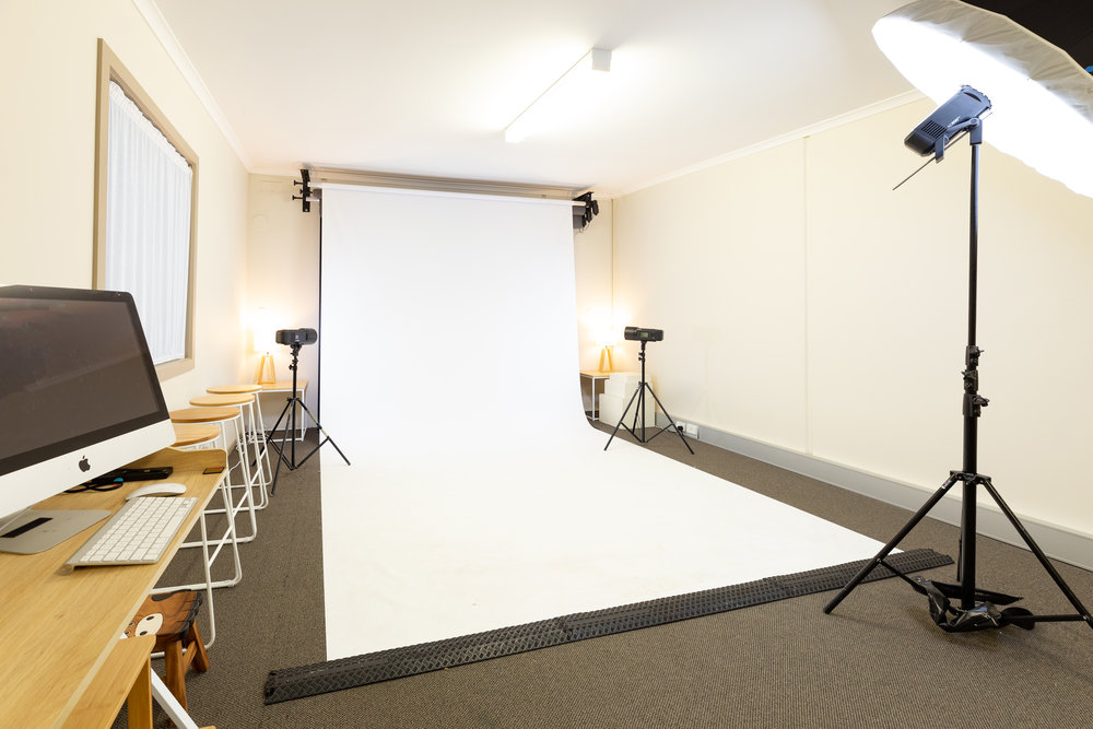 Our Studio - Our beautiful studio is based in Warragul, Victoria. With state of the art eqipment, located in a commercially zoned premisis, you will feel welcome and relaxed during your session