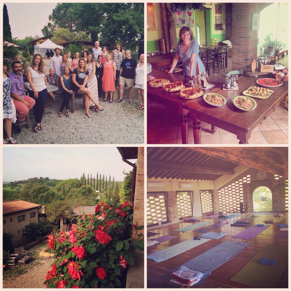 TUSCANY, ITALY 2015 with Joshua Lewis