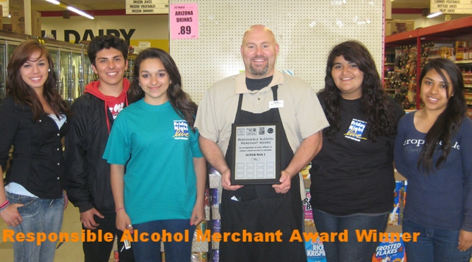 Responsible Alcohol Merchant Awards