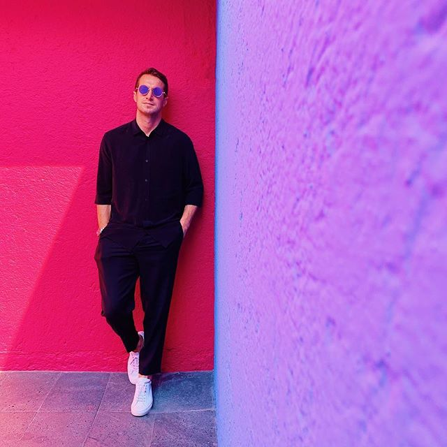 Technicolor Dreaming #mexicocity #luisbarragan