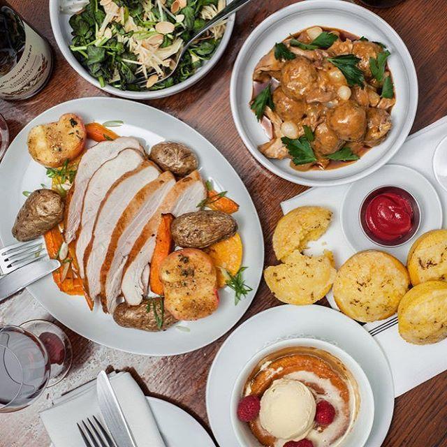 Comme mentionné dans @lp_lapresse ce samedi, recevez sans tracas et à bon prix avec notre délicieux menu tout en dindon! 25$/pers #petitemaisonmtl#Noël