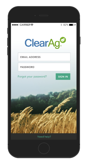 Preview of ClearAg Mobile by Lolay