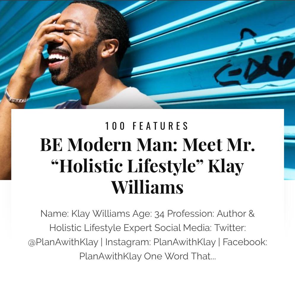 2017 Black Enterprise BE Modern Man 100 List Feature