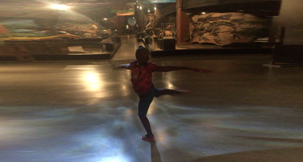 My Little Dancer, Kassidi, 7