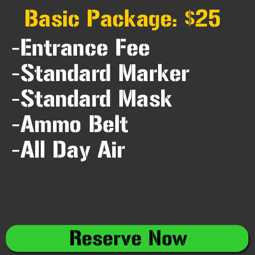 Basic Paintball Package
