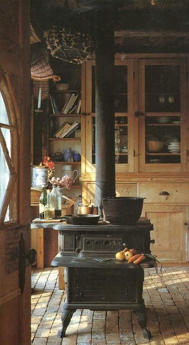 Country stove