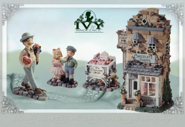 Mrs. Wells' Chocolate Shoppe
