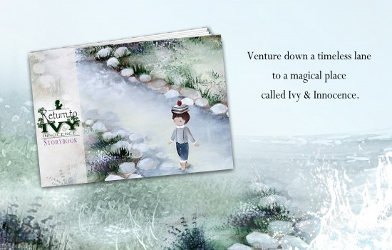 Sneak peak of Storybook images for the upcoming Kickstarter project.