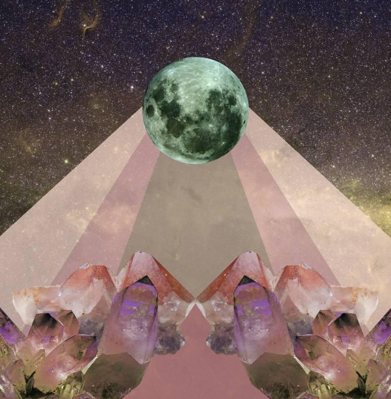 Full Moon by     Marina Molares
