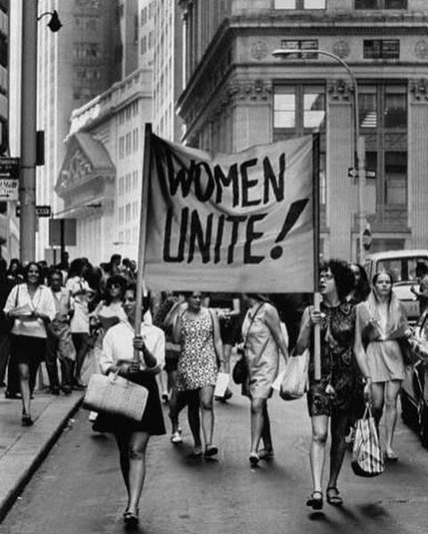 ✊🏼💪🏾✌️ #womensrightsarehumanrights #womentogether #womenunite #fbf