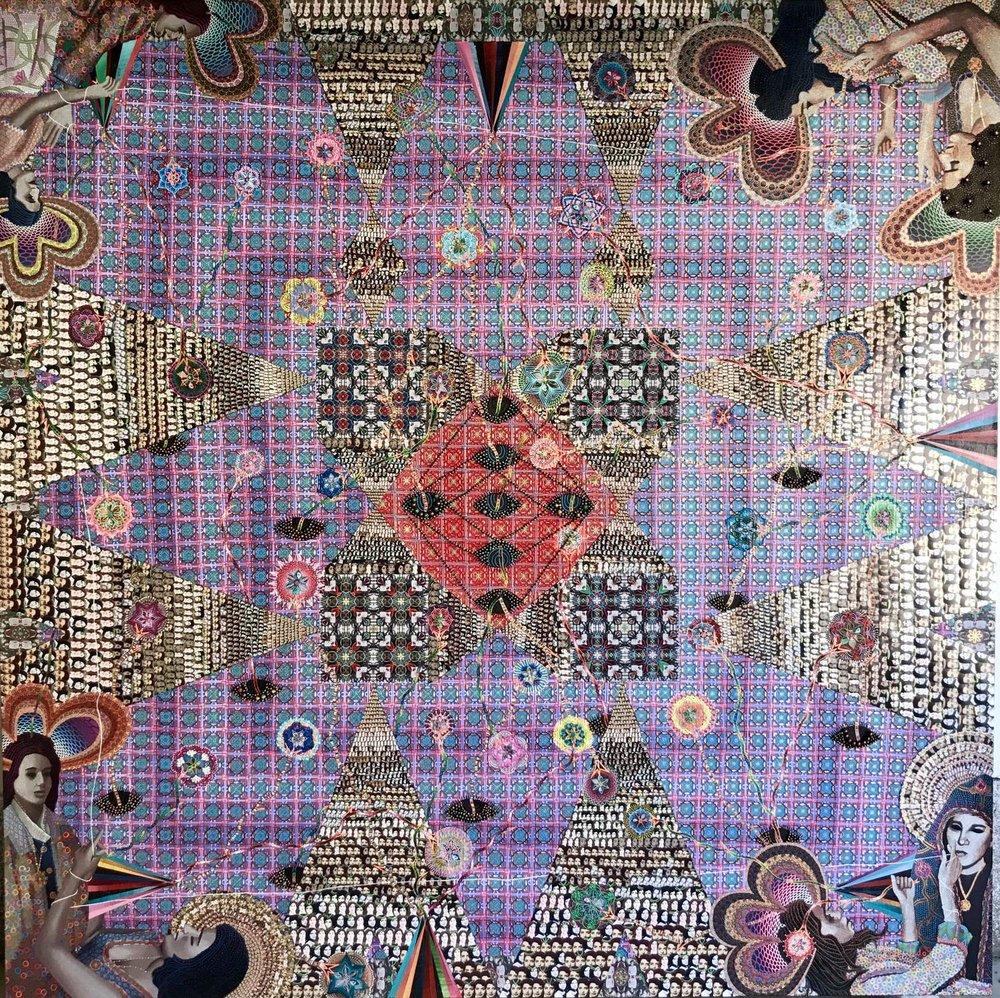 Les Femmes d'Alger #54, 2017