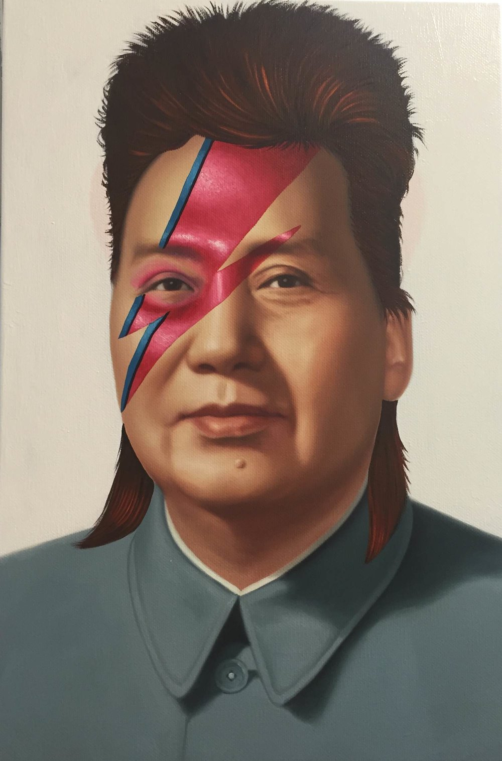 Custom Mao Zedong (Bowie), 2016