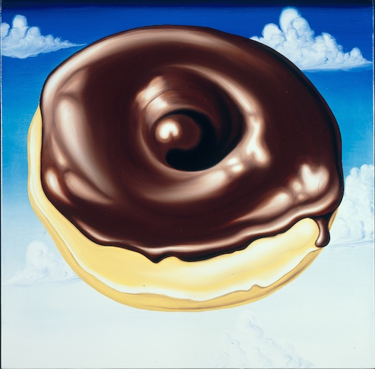 Chocolate Glazed N' Puffy Clouds, 2008