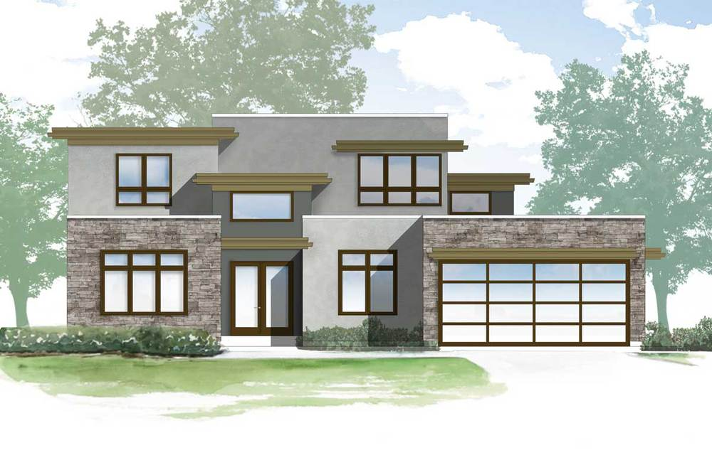 Elysian Way home rendering