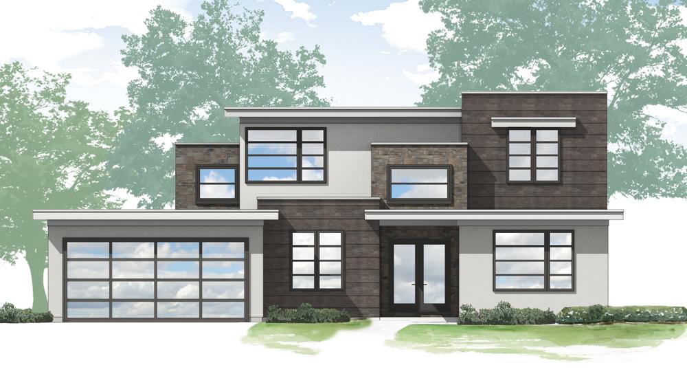 Lot 2 rendering