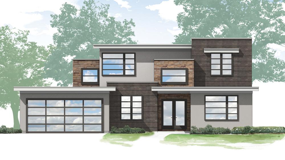 Lot 6 rendering