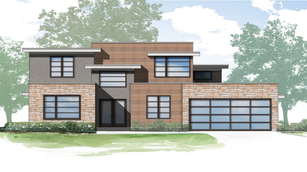 Lot 7 rendering