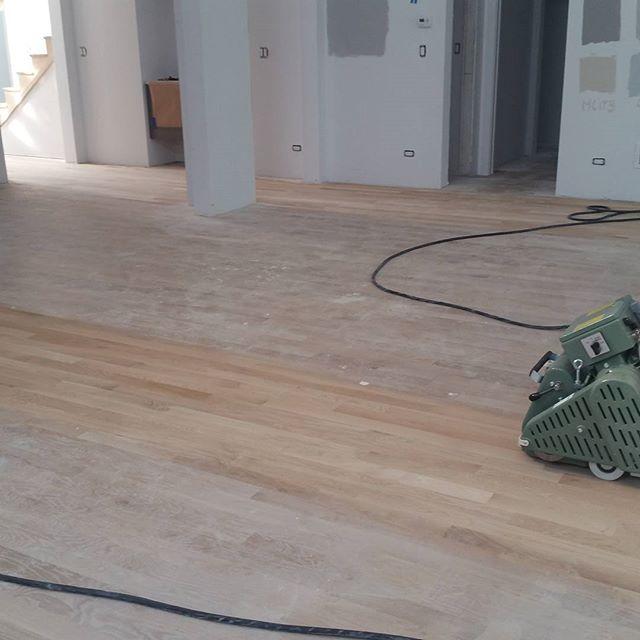 Elysian Way Floor Sanding #elysianway #homesbyinsignia #deerfield #newconstruction #livelifetheelysianway #livelifetheelysianway