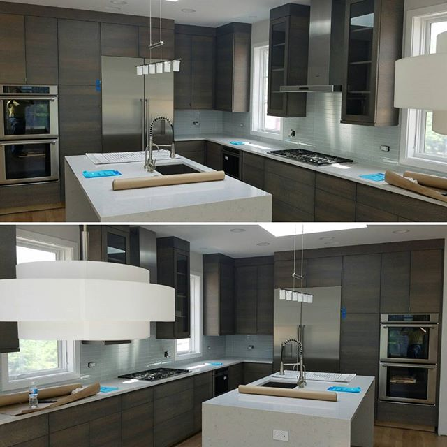 Elysian Way Kitchen #elysianway #homesbyinsignia #kitchen #deerfield #northshorenewconstruction #grandopeningsept11th @bethwexler @kjflashner @caegley