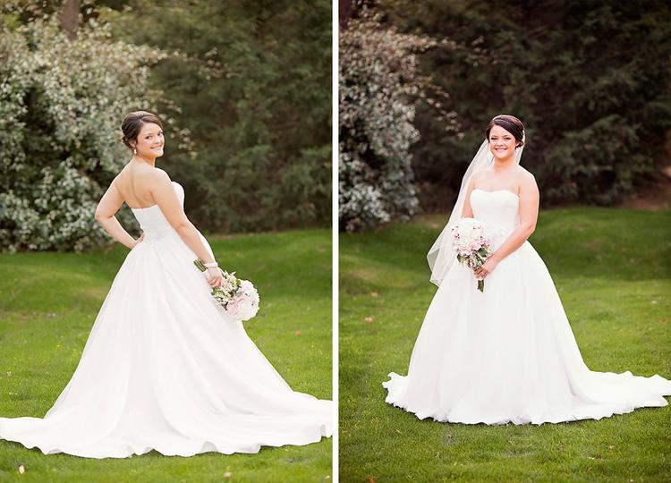 Brooke\'s Bridal Session at Ashton Gardens — Meagan Nelson Photography