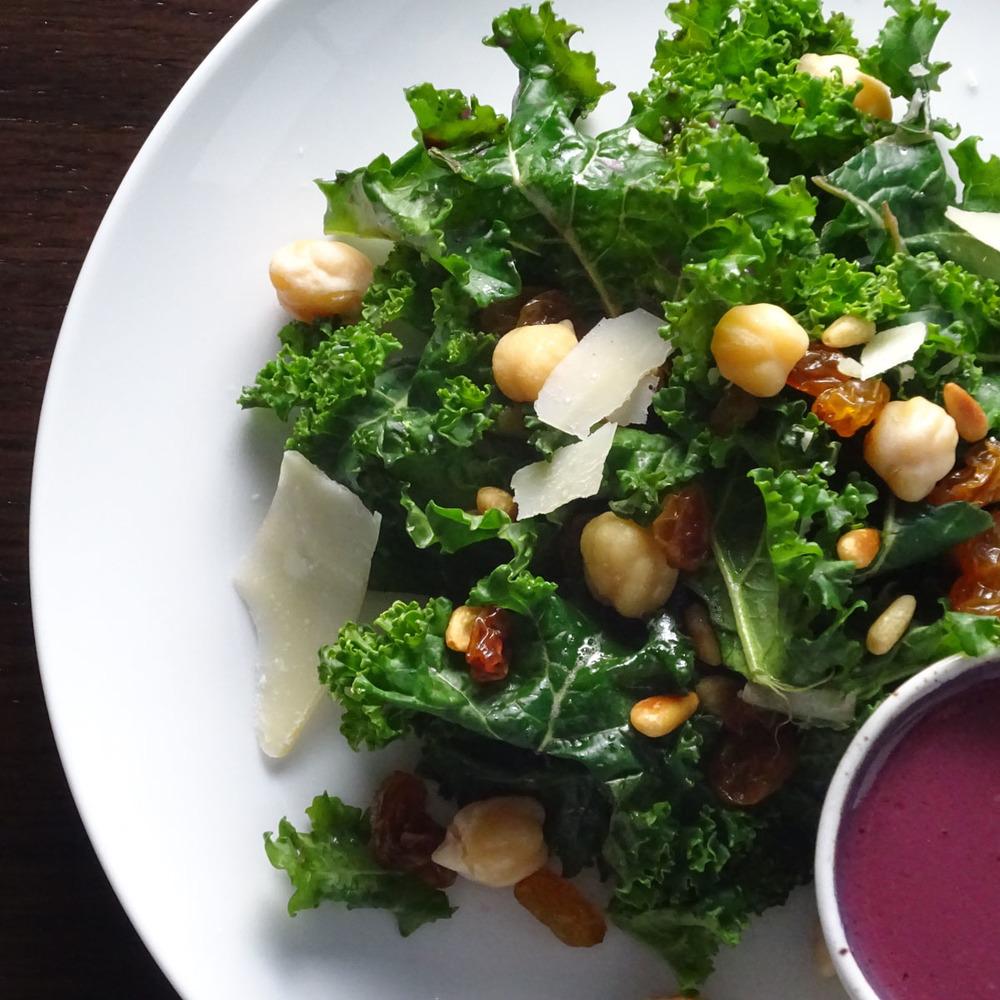 Kale-Is-Still-Trendy Salad