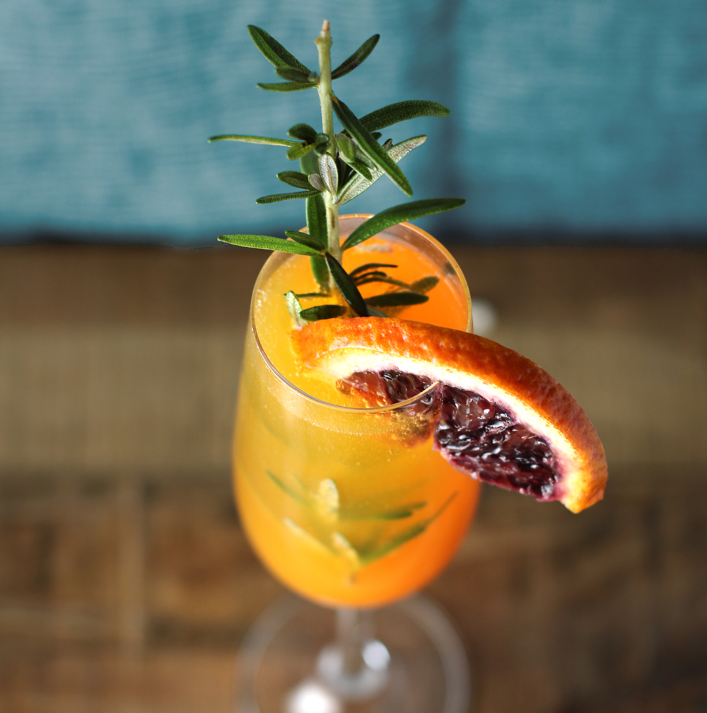 Apricot Mimosa