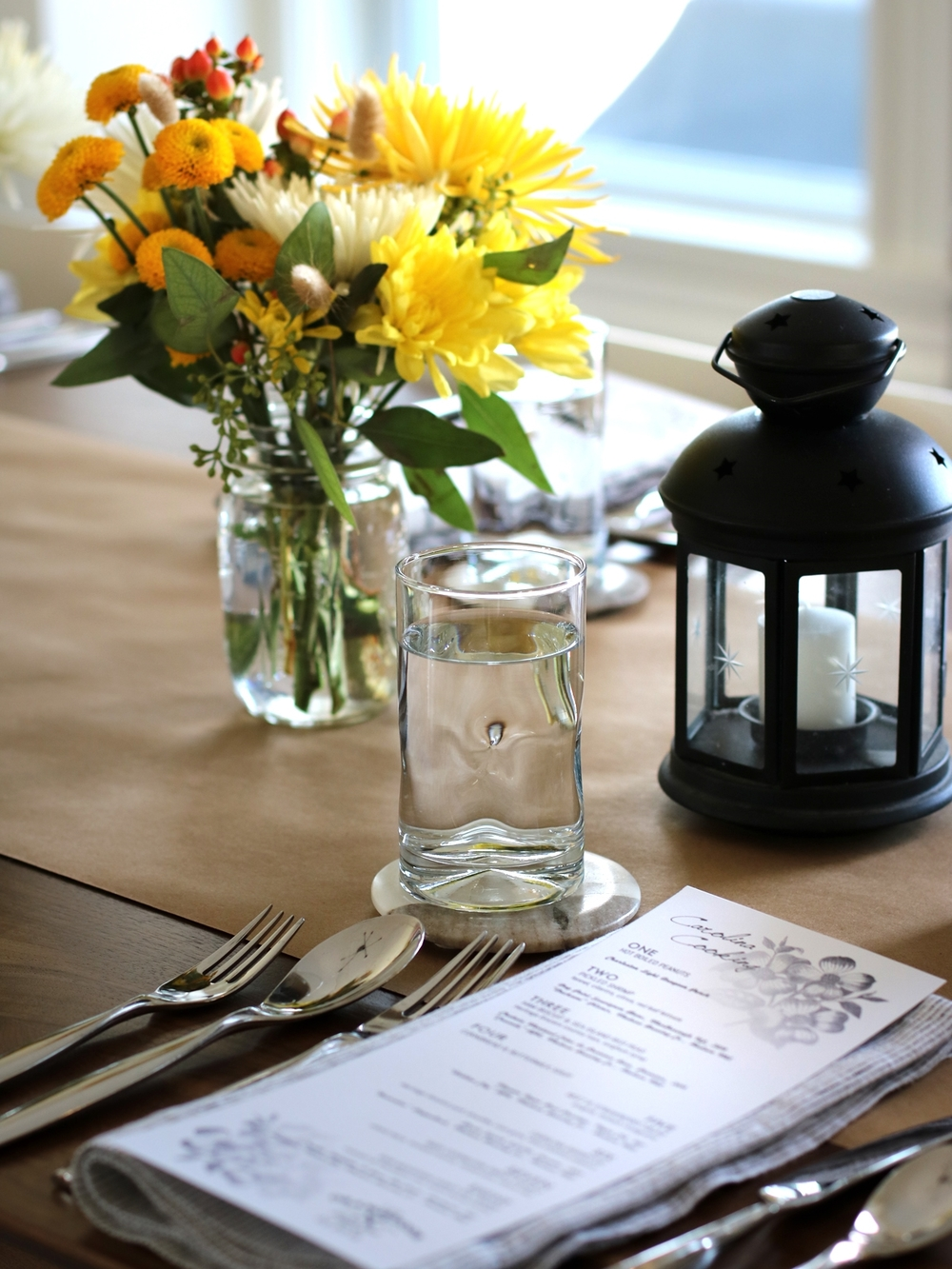 Carolina Cooking Table