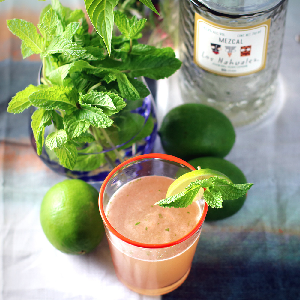 Old Oaxacan Cocktail
