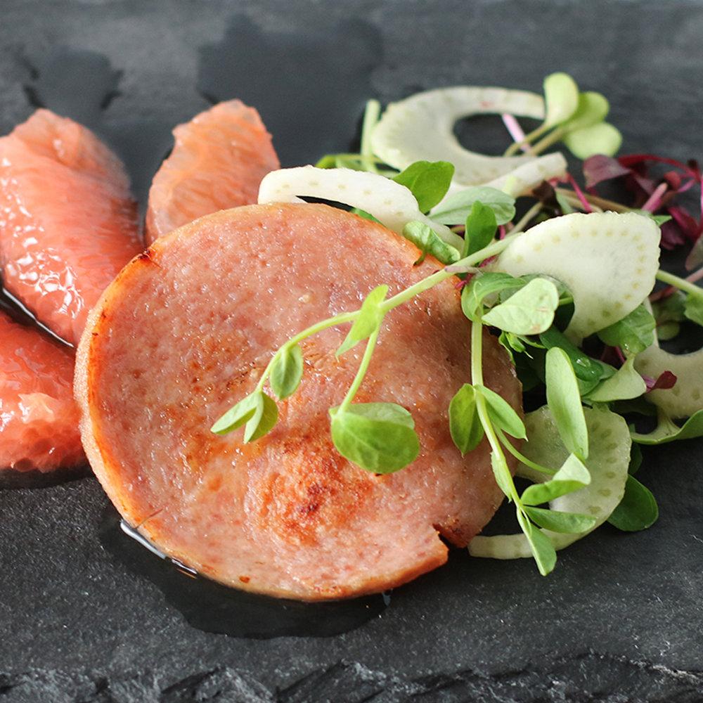 Grapefruit & NJ Taylor Ham