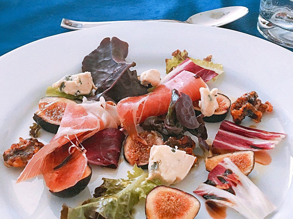 Fig & Prosciutto Salad - Fitness Challenge Brunch