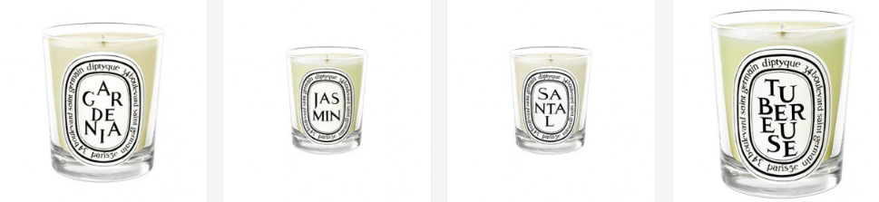 For the Woman that Has Everything   Diptyque Candles $62