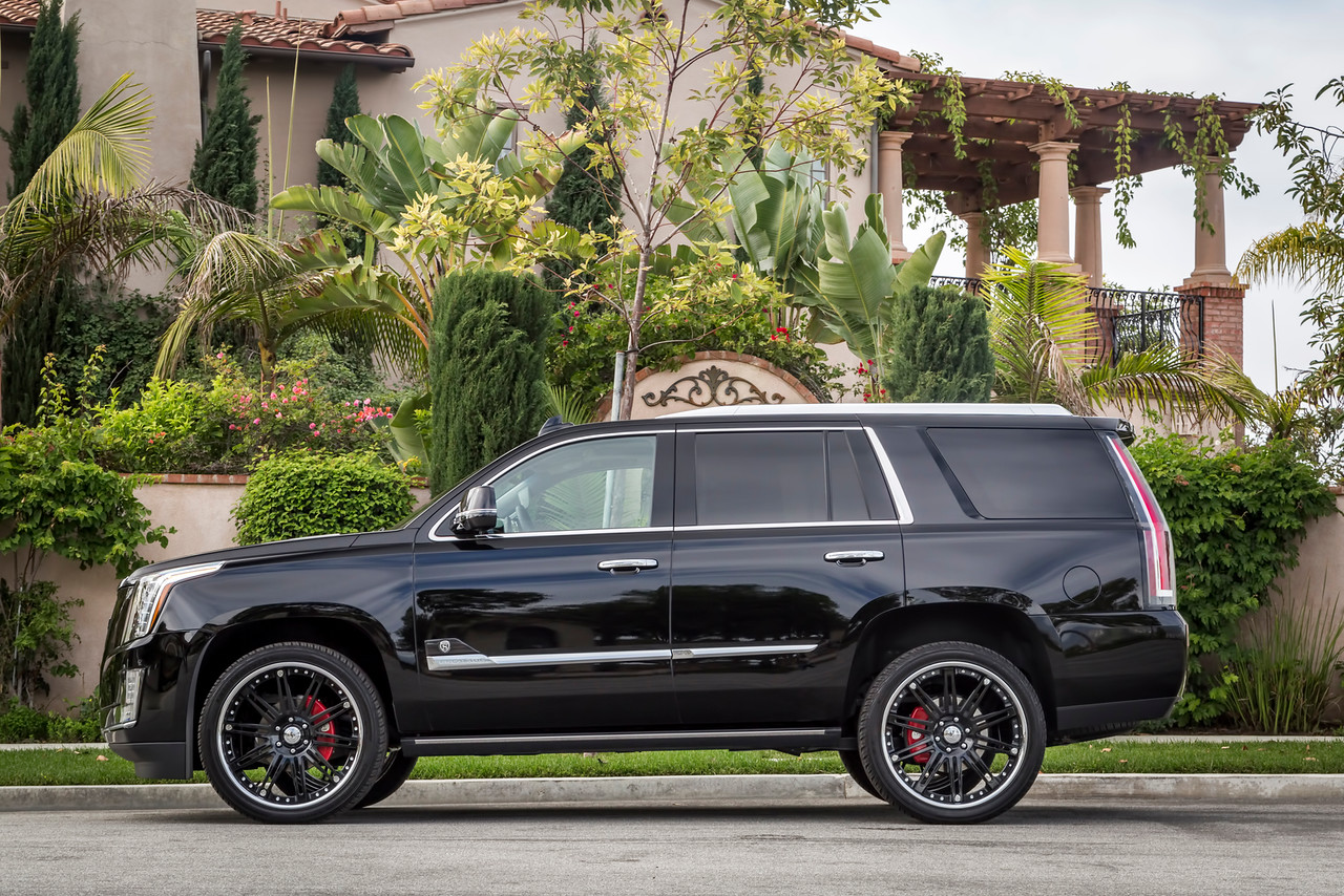 2016 Cadillac Escalade 24 Icon MS Wheels