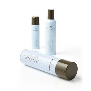 Wind   has a range of products that are lightweight with flexible hold and helps protect against humidity. Great for fine, limp hair that needs volume and texture without any heaviness or tackiness. Key ingredients are: Rooibos Extract –rich in minerals and anti-oxidants, preventing damage and providing a soothing effect on hair and scalp. Organic Lime Fruit Oil – Energizes and invigorates the senses. Organic Rich Starch – Gives flexible hold and enhances textured styles.
