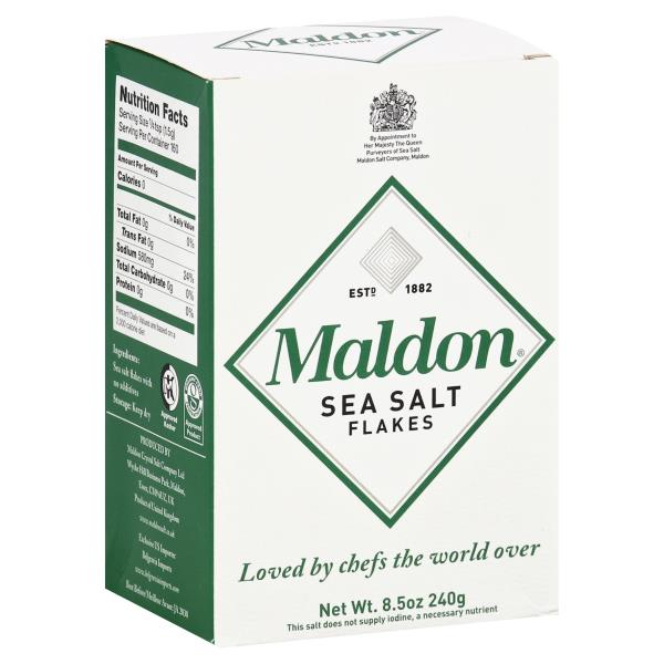 Maldon Flaky Sea Salt -