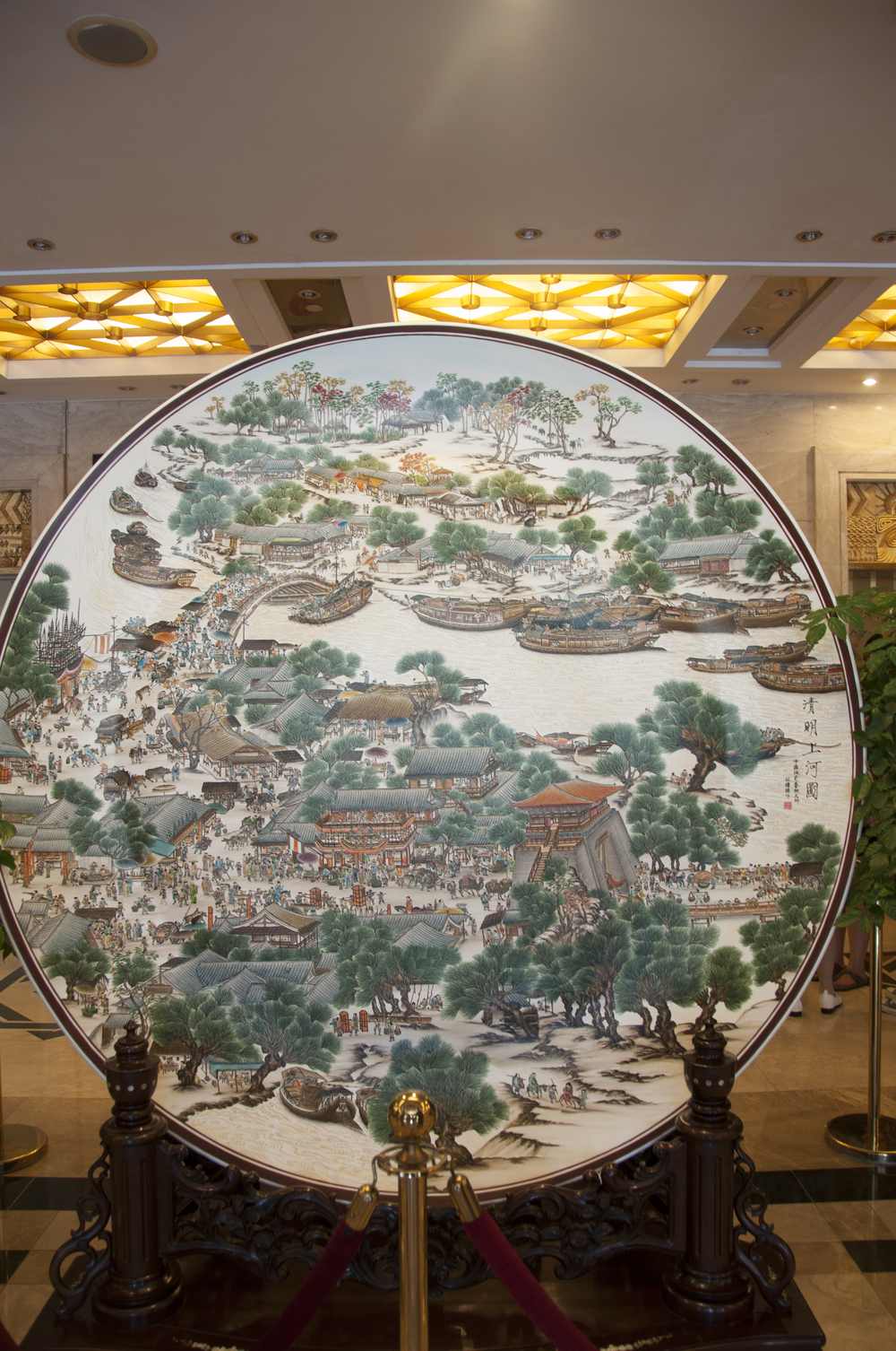 Teochew ceramic art