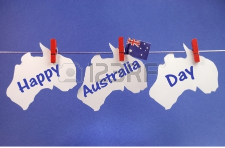 Tuesday | Australia Day