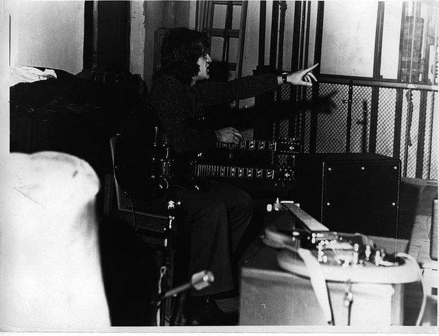 Recording for Melodiya Label, USSR, 1979