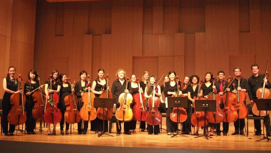 2011 Cello Studio Concert